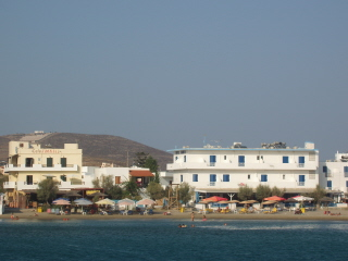 Varis bay in Siros